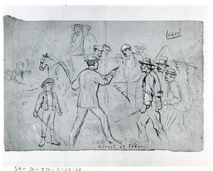 Arrest of Coburn