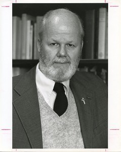 Barth, J. Robert, Dean of the College of Arts and Sciences