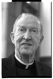 Father J. Donald Monan, S.J., Chancellor of Boston College. Portraits