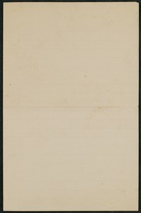 Letter, April-May, 1905, John Hay to James Jeffrey Roche