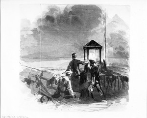 Cape Fear: On the Lookout for Blockade Runners (Capture of Wilmington)