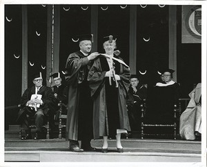 Honorary degree: White, Helen