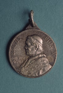Medal of Pope Pius X.