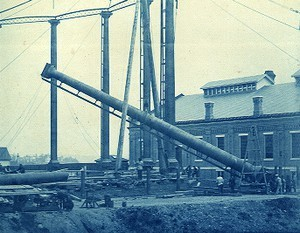 Construction of holder no. 2;