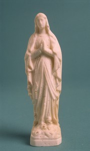 Statuette of Our Lady of Lourdes