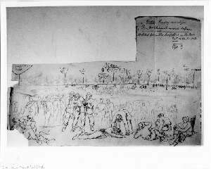 Battle of Pittsburgh Landing, Shiloh Tennesee: General McClernand's Second Defense