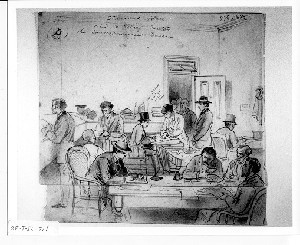 Correspondence Bureau at the Aid & Relief Society
