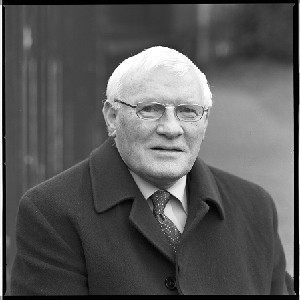 Sean Garland, President of the Workers' Party (Ireland), legendary IRA man during the 1956-62 border campaign. Portraits taken in Dublin