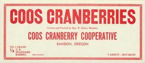 Coos Cranberry Cooperative
