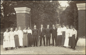 Howard High School Class of 1916, 70 Howard Street