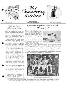 The Cranberry kitchen