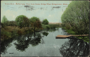 West Bridgewater Public Library's West Bridgewater Historical Postcards