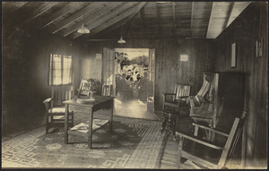 Interior view of house