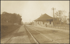 The Westdale Railroad Station