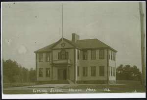 Central School, Halifax, Massachusetts