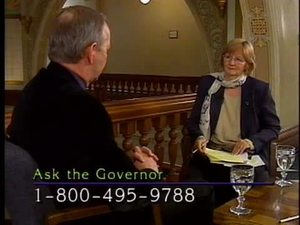 Ask the Governor: Wyoming's 2002 Budget