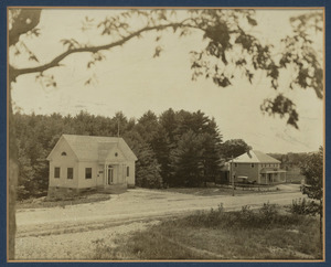 Holmes Public Library (Halifax) and the Halifax Historical Society and Museum's Guy S. Baker's photographs and maps