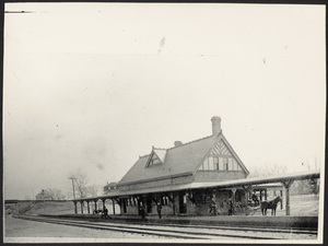 Wrentham Railroad Station