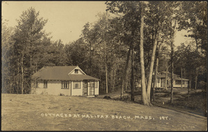 Cottages at Halifax Beach, Halifax, Massachusetts