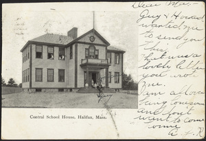 Central School House, Halifax, Massachusetts