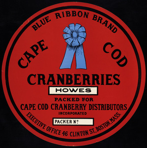 Blue Ribbon Brand Howes