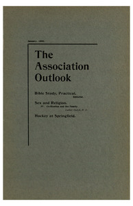 The Association Outlook (vol. 7 no. 4), January, 1898