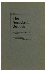The Association Outlook (vol. 7 no. 7), April, 1898