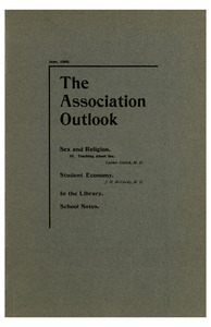 The Association Outlook (vol. 7 no. 9), June, 1898