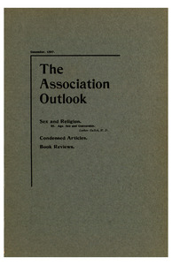 The Association Outlook (vol. 7 no. 3), December, 1897