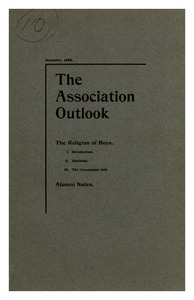 The Association Outlook (vol. 8 no. 2), December, 1898