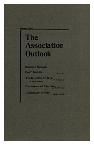 The Association Outlook (vol. 8 no. 4), February, 1899
