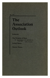 The Association Outlook (vol. 8 no. 7), May, 1899