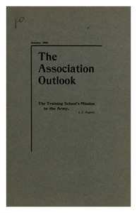 The Association Outlook (vol. 8 no. 3), January, 1899