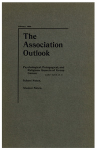 The Association Outlook (vol. 9 no. 4), February, 1900