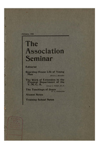 The Association Seminar (vol. 13 no. 05), February, 1905