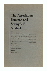 The Association Seminar (vol. 17 no. 5), February, 1909