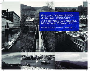 Fiscal Year 2010 Annual Report