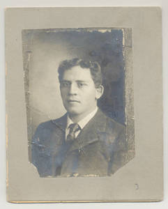 Amos Alonzo Stagg, ca. 1891