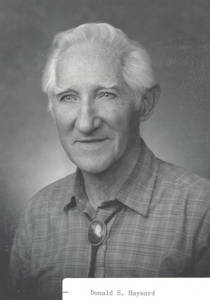 Donald S. Hayward, c. 1989