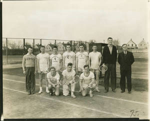 1940 Men's Tennis Team