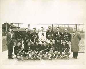 1941 Men's Tennis Team