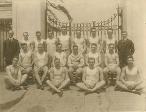 1916 Track and Field Team