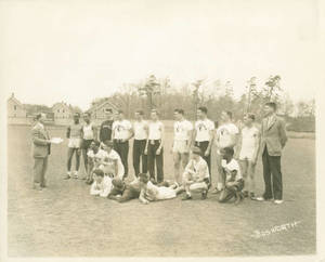 1937 Freshmen Track and Field Team