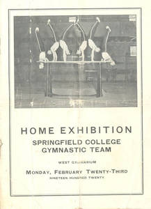 Home Exhibition Pamphlet (February 23, 1920)