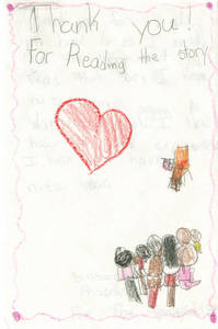 Thank You Note, Humanics in Action Day (2004)