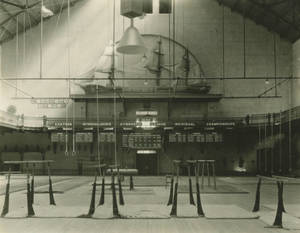 U.S. Naval Academy Gym (April 2, 1932)