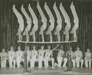 Undated SC Gymnastics Team