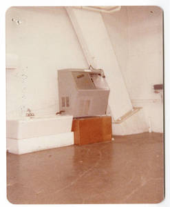 Training Room in Memorial Field House (1979)