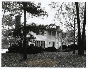 Doggett Memorial presidential home
