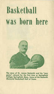 Basketball Was Born Here